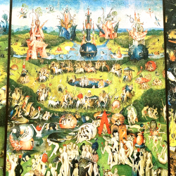 Jeroen Bosch Tuin der Lusten